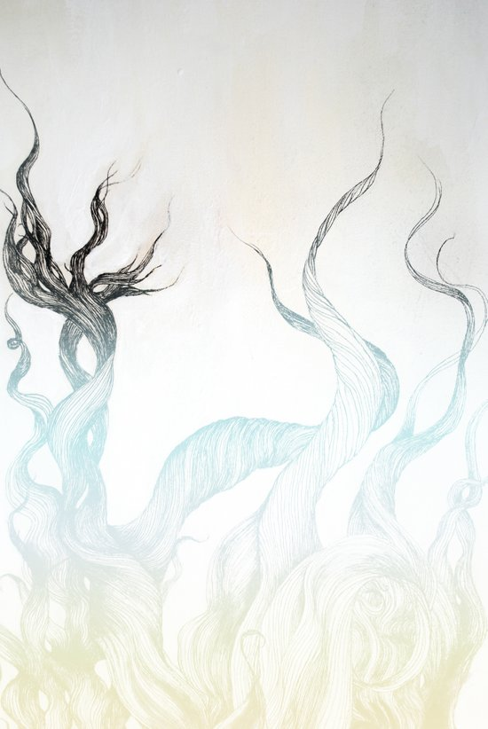 Wild Hair!  Art Print