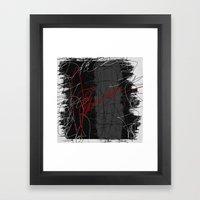 Random #1 Framed Art Print