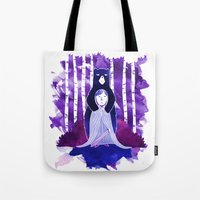 The Bear And The Maiden … Tote Bag