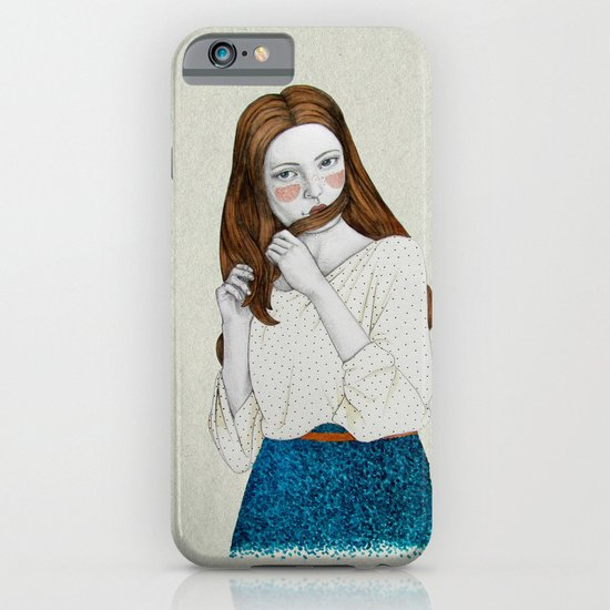 Clementina iPhone & iPod Case