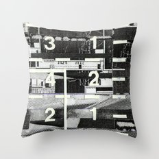 PD3: GCSD98 Throw Pillow