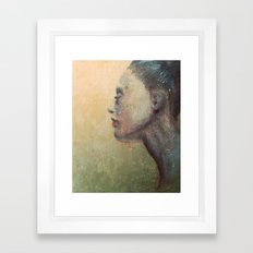 Identity Framed Art Print