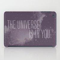 Forged in the Stars iPad Case