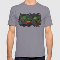 Fragments of freedom Mens Fitted Tee Slate SMALL