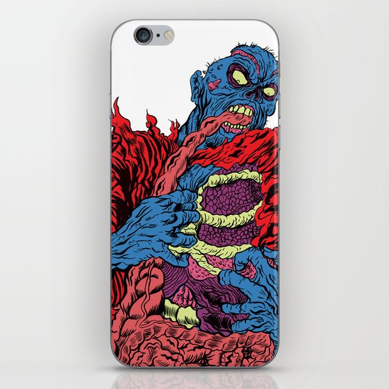ZOMBI iPhone & iPod Skin