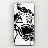 ZAPATEADO iPhone & iPod Skin