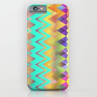 Lacy Camping Dreams  iPhone 6 Slim Case