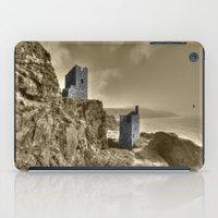 Crown Tin Mines  iPad Case