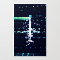 Aviatior Canvas Print