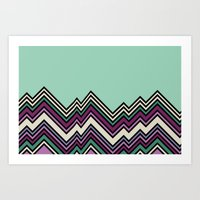 Where The Cool Kids Are Art Print
