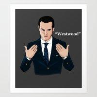 Westwood Art Print
