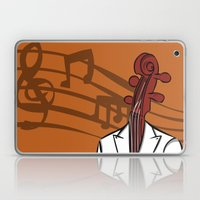 Music In My Head Laptop & iPad Skin