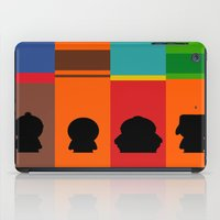 SouthPark: Meet Some Friends of Mine iPad Case
