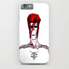 Zed Mercury, 'Aladdin Sane' Bowie tribute Slim Case iPhone 6s