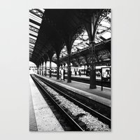 station copenhagen Canvas Print