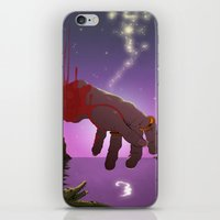 Hook iPhone & iPod Skin