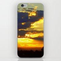 Sunset Splendor iPhone & iPod Skin