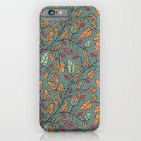 Autumn day iPhone 6 Slim Case