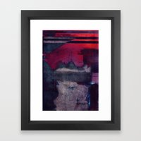 I Dont Want To Tell Your… Framed Art Print
