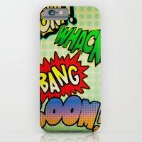 Comic Sounds iPhone 6 Slim Case