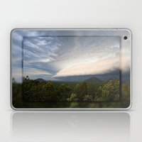 Storm clouds over Australian landscape Laptop & iPad Skin