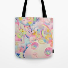 Plum Dream Tote Bag