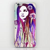 Dripping iPhone & iPod Skin