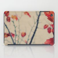 Contrasted Fall iPad Case