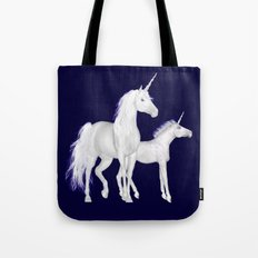 FANTASY - Unicorns Tote Bag