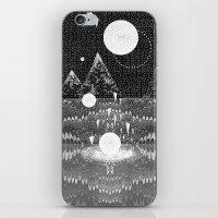 Tomorrow Bear iPhone & iPod Skin
