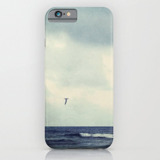 As the Gull Flies iPhone & iPod Case