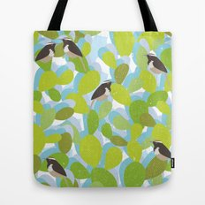 Cactus and Wren Tote Bag