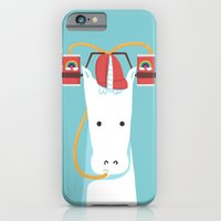 Rainbow Juice iPhone 6 Slim Case