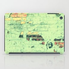 Like a ton of bricks iPad Case