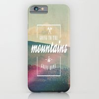 Going Home iPhone 6 Slim Case