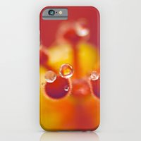 Macro Flower iPhone 6 Slim Case