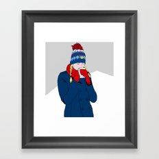 glühwein Framed Art Print