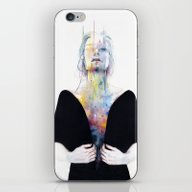 iPhone & iPod Skin featuring Another One (inside The … by Agnes-cecile