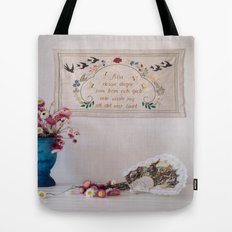 All those days Tote Bag