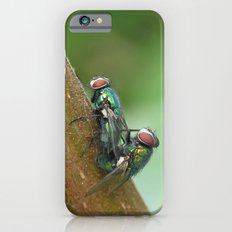 Flies iPhone 6 Slim Case