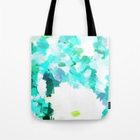 LIGHT BLOSSOMS Tote Bag