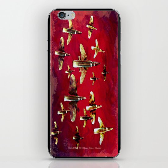 SWARM 128 iPhone & iPod Skin