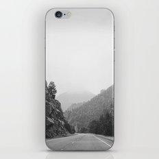 Mountains/Wanderlust iPhone & iPod Skin