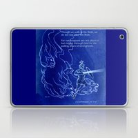 Warrior 3 With Heavenly Host Laptop & iPad Skin
