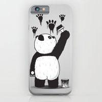 iPhone & iPod Case featuring Pandalism by Fathi