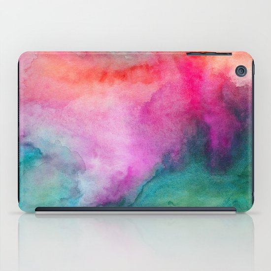 Staring at the Ceiling iPad Case