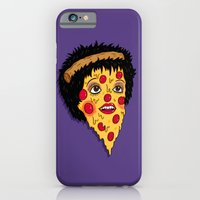 iPhone & iPod Case featuring Pizza Minnelli by Chris Piascik