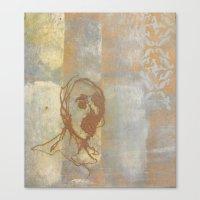 Freddy Canvas Print