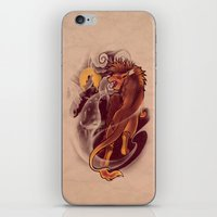 Valley Of The Fallen Sta… iPhone & iPod Skin