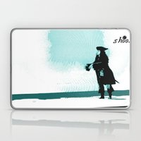Shoo. Laptop & iPad Skin